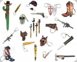 20 * Porte clé et stylo