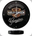 Horloge Vintage Harley-Davidson Genuine  de 31 cm