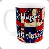 Mug Happy Birthday Rebel