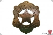Insigne chief of  police texas
