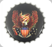 Capsule Métal Vintage Aigle USA