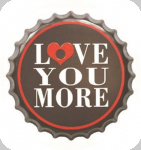 Capsule Métal Vintage Love you more