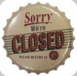 Capsule Métal Vintage Closed