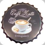 Capsule Métal Vintage Caffe Latte
