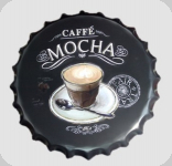 Capsule Métal Vintage caffe mocha