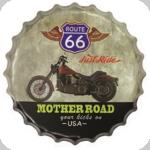 Capsule Métal Vintage Mother Road