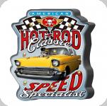 Enseigne vintage 3D à Led  American Hot Rod Classic