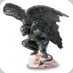 Figurine night predator