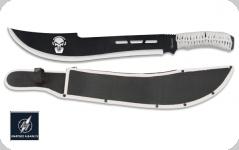 Machette black Skull Punisher
