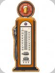 Thermomètre Vintage Original  Pompe Bière de 48 cm
