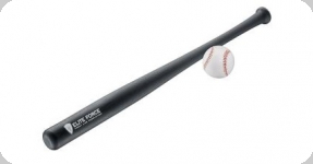 Batte de Baseball Anthracite /Elite Force