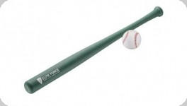 Batte de Baseball Verte / Elite Force