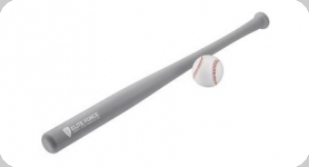 Batte de Baseball Grise / Elite Force