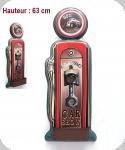 Decapsuleur Vintage Pompe à essence  Car Show de 63 cm