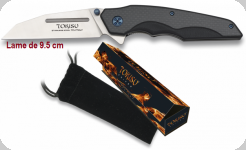 Couteau Pliant lame  de 9.5 cm « TOKISU »