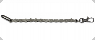 Porte clé chaine de velo