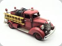 Camion Métal Pompier