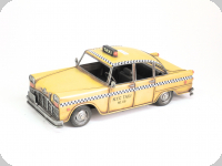 Voiture Métal Mod.Taxi New York