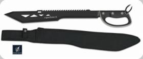 Machette commando de brousse  avec Dents de scie ( Espartano II )