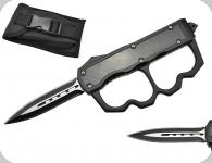 Poing Américain couteau automatique  de 22.5 cm