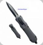 Couteau  Automatique (éjectable)   Robuste et Noir