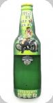 Decor mural vintage 3D  Enseigne décapsuleur Good People Beer