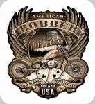 Enseigne plaque vintage 3D   Ride a legend